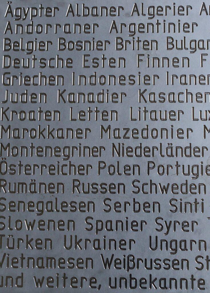 Wystawa <BR> Oko pamięci <BR> Horst Hoheisel <BR> & Andreas Knitz