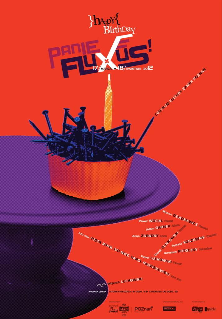 Wystawa <BR> Wszystkiego najlepszego, <BR> Panie Fluxus!
