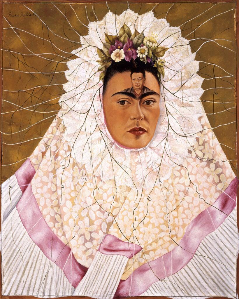 Wystawa  Frida Kahlo  i Diego Rivera.  Polski kontekst