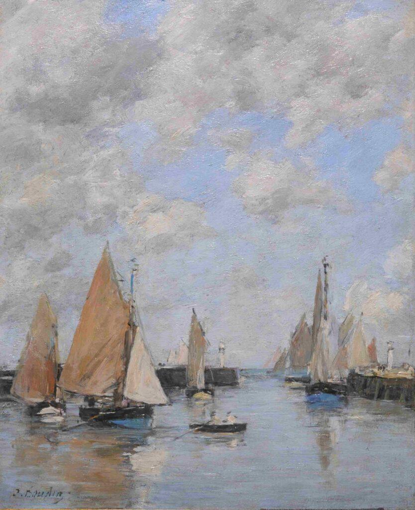 Wystawa <BR> Malarze Normandii. Delacroix, Courbet, Renoir, Monet i inni
