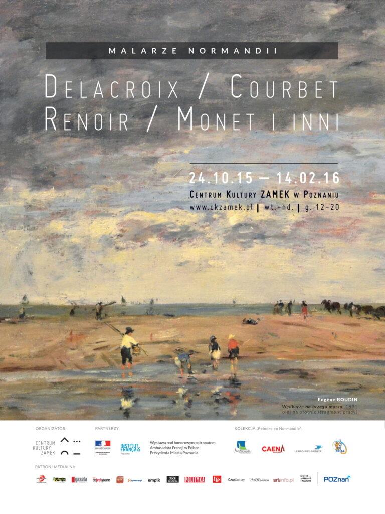 Malarze Normandii. Delacroix, Courbet, Renoir, Monet i inni