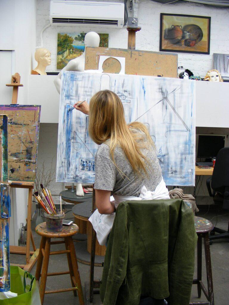 Pracownia Malarstwa  i Rysunku dla Dorosłych
